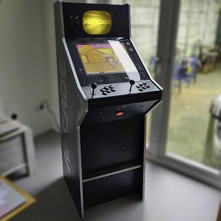 Huur een arcadekast