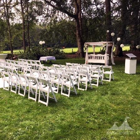 Bruiloft ceremonie pakket