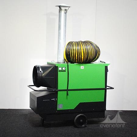Diesel heater huren