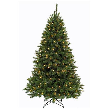 Kunst kerstboom huren