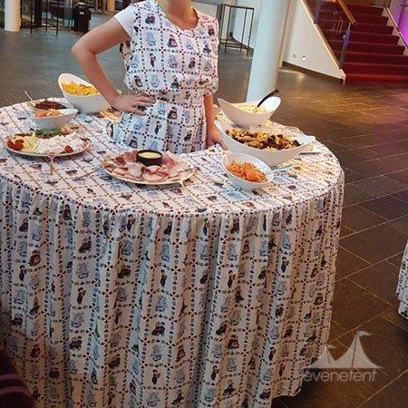Lopende buffettafel