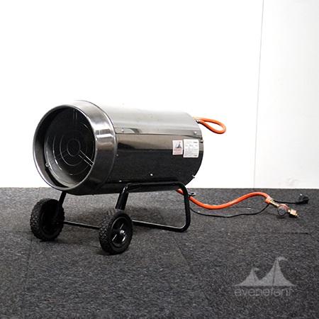 Gas heater groot