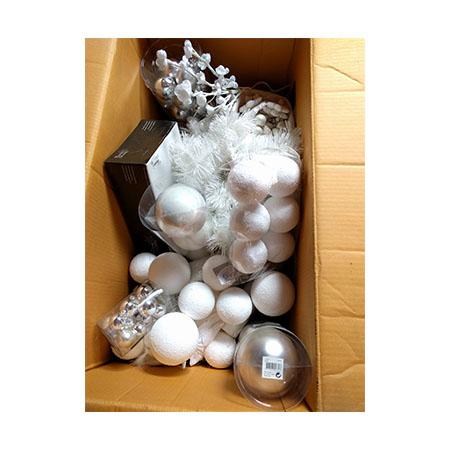 kerstboom versiering huren