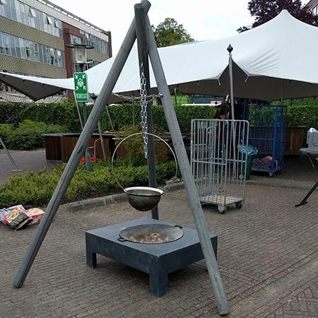 heksenketel huren Zwolle