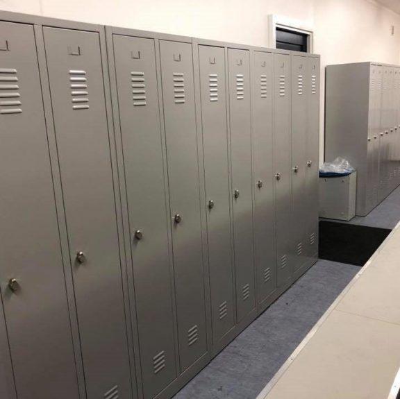 kluisjes en lockers
