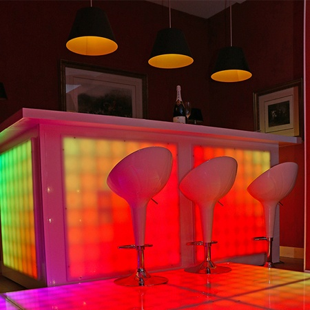 led bar huren zwolle