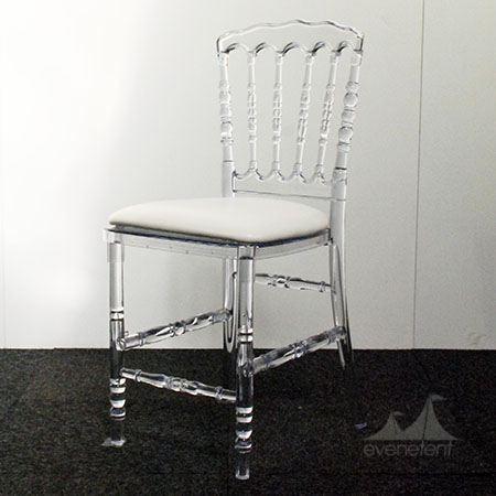 transparante kasteelstoelen